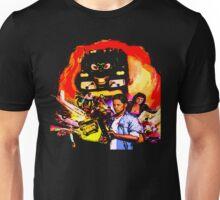 Imagine your worst nightmare: machines take over the world! Unisex T-Shirt