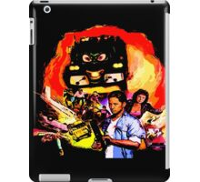 Imagine your worst nightmare: machines take over the world! iPad Case/Skin