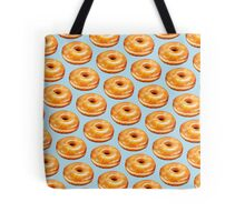 Glazed Donut Pattern Tote Bag