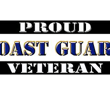 Proud Coast Guard Veteran by Buckwhite