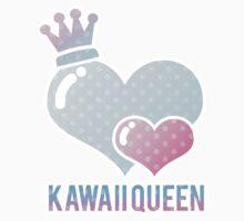 Kawaii Queen Kids Tee