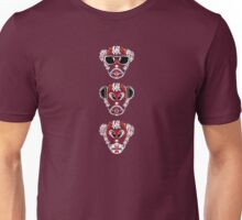 No Evil Monkey Unisex T-Shirt