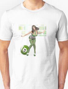 Poolgames 2012 - No. 14 T-Shirt