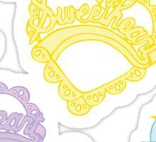 Pastel Sweetheart Sticker