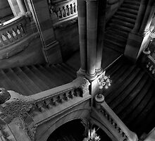 Up The Down Staircase by Glenn-Patrick Ferguson