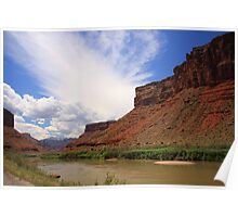 The Colorado River Poster