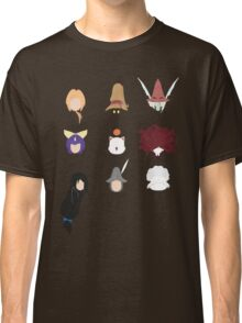 FFIX Party Faces Classic T-Shirt