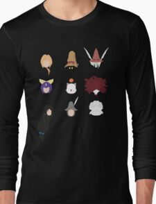 FFIX Party Faces Long Sleeve T-Shirt