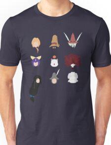 FFIX Party Faces Unisex T-Shirt