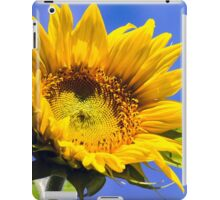 Sky High Sunflower Art iPad Case/Skin