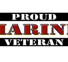 Proud Marine Veteran by Buckwhite