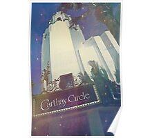 Carthay Circle Time Poster