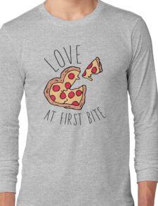 Love At First Bite Long Sleeve T-Shirt