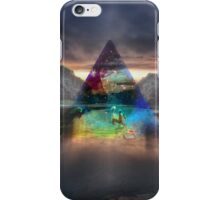 Hipster Background iPhone Case/Skin