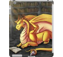 In the Dragon's Den iPad Case/Skin
