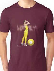 Poolgames 2012 - No. 1 Unisex T-Shirt