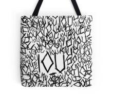 IOU Tote Bag