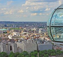 London Skyline 0002 by mike1242