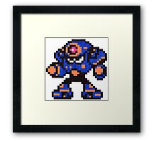 napalm man Framed Print