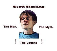 Scott Sterling! Photographic Print