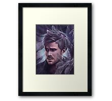 Destiny - Hook Framed Print