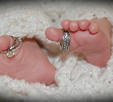 Baby feet by Jenni Atkins-Stair