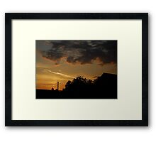 Lowlight Framed Print