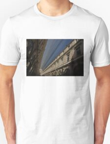 Playing With The Shadows - Brussels, Belgium Royal Galleria Unisex T-Shirt