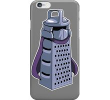 Master Cheese Shredder iPhone Case/Skin