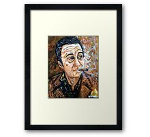 Jimmy Conway Framed Print