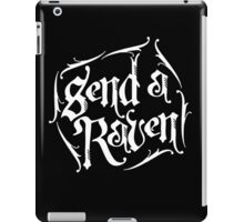 Send a Raven iPad Case/Skin