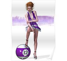 Poolgames 2009 - No. 12 Poster