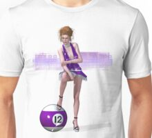 Poolgames 2009 - No. 12 Unisex T-Shirt