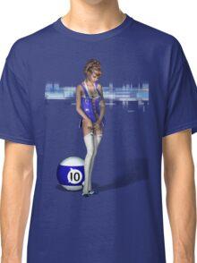 Poolgames 2009 - No. 10 Classic T-Shirt