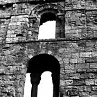 Lindisfarne Priory by DeePhoto