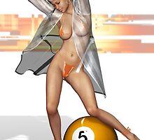 Poolgames 2009 - No. 5 by DigitalFox