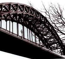 The Tyne Bridge  by DeePhoto