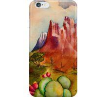 Desert 1 iPhone Case/Skin