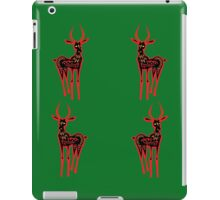 Gazelle #2 iPad Case/Skin