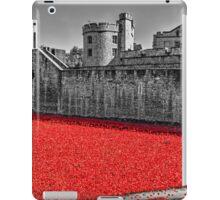 Sea Of Red iPad Case/Skin