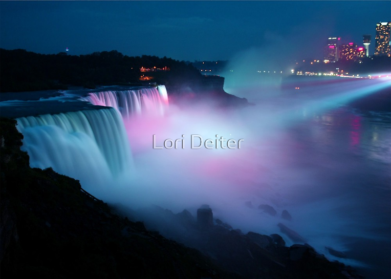 Midnight Mist by Lori Deiter