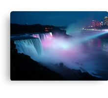 Midnight Mist Canvas Print