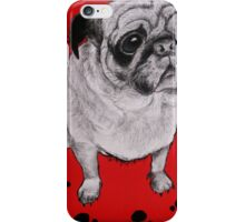 Wait for me! iPhone Case/Skin