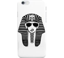 Ancient and Awesome (all black version) iPhone Case/Skin