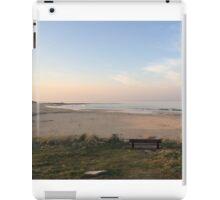 St Combs' Bay iPad Case/Skin