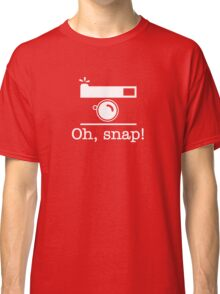 Oh, Snap! Classic T-Shirt