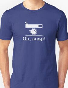 Oh, Snap! Unisex T-Shirt