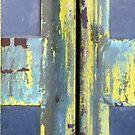 Blue cross by bubblehex08