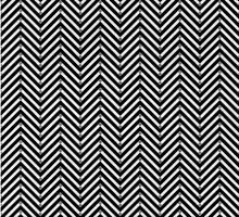 Zig Zag Patterns Photographic Print