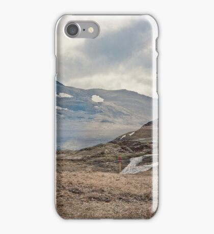 Mountain Over Valley iPhone Case/Skin